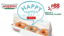 Krispy Kreme Happy Happen Day Treat FI