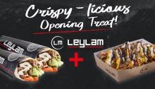 Leylam Deluxe Store Limketkai Opening Treat FI