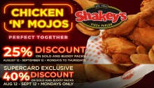 Shakey's Chicken 'N' Mojos Perfect Together 2 FI
