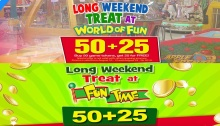 WOF and FunTime Aug2019 Long Weekend Treat FI