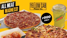 Yellow Cab All Meat Madness FI