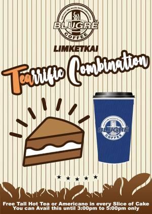 Blugre Coffee Limketkai Tearrific Combination
