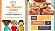 CLARK and NIKKS Anniversary Promos FI