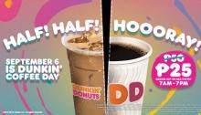 Dunkin' Donuts Half Half Hooray FI