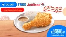 Gcash free jollibee chicken joy FI