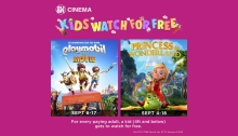 Kids Watch Playmobil, Princess in Wonderland for Free at SM Cinema FI
