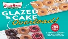 Krispy Kreme Glazed & Cake Overload with Red Velvet Cakes FI
