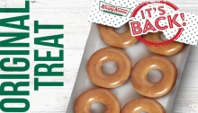 Krispy Kreme Original Treat 2019 FI