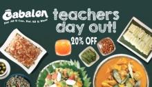 cabalen teachers day out FI