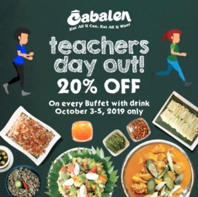 cabalen teachers day out