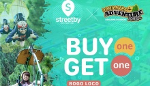 Dahilayan Adventure Park Buy 1 Get 1 Streetby Promo FI