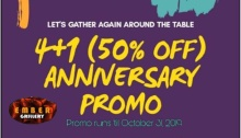 ember grillery anniversary promo FI
