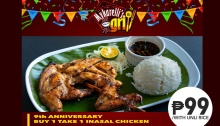Mykarelli's Grill 9th Anniversary FI