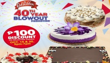 Red Ribbon 40th Year Blowout Promo FI
