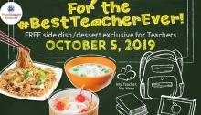 SM Foodcourt and Food Hall Treacher's Treat FI
