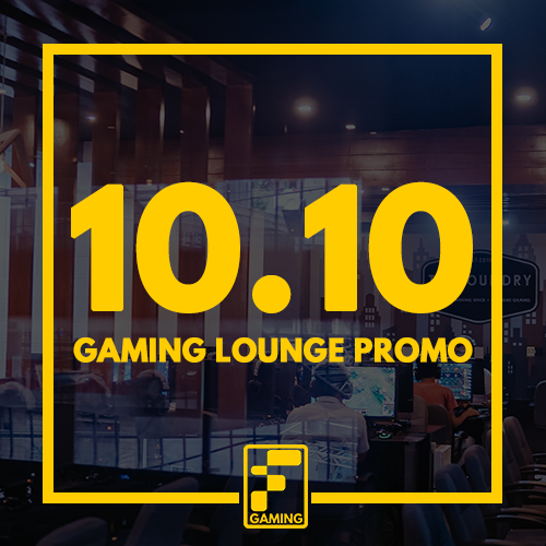 The Foundry 10-10 Promo