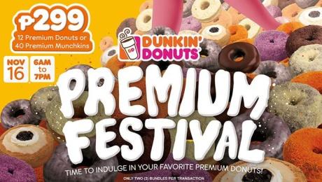 Dunkin' Premium Festival FI