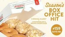 Krispy Kreme Season's Box Office Hit FI