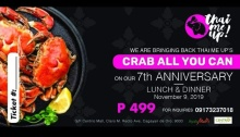 Thai Me Up 7th Anniversary Crab-All-You-Can FI