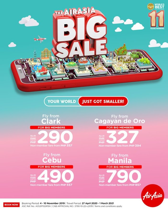 The AirAsia BIG Sale